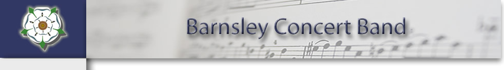 Barnsley Concert Band Header